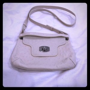 Furla Crossbody Bag - Cream / White - NWOT